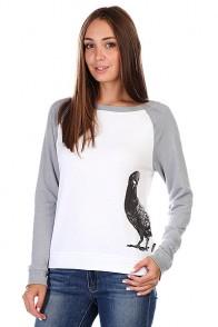 Толстовка Zoo York Bird Sock Grey Heather