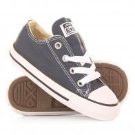 Кеды кроссовки низкие детские Converse Chuck Taylor All Star Blue