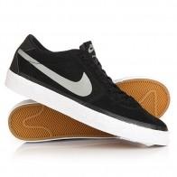 Кеды кроссовки низкие Nike Bruin Sb Premium Black