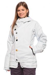 Куртка женская Oakley Gb Eco Shell Jacket Blue Dust