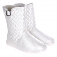 Угги женские Bearpaw Leigh Anne White/Silver