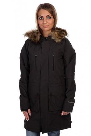 Куртка парка женская Burton Wb Olympus Jacket Phantom, 1114034,  Burton, цвет черный