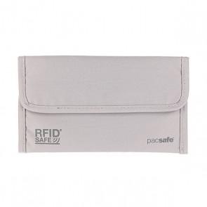 Кошелек Pacsafe Rfidsafe 50 Pe300gy Grey, 1091610,  Pacsafe, цвет серый