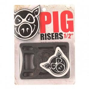 Подкладка Pig Riser Pad True Black, 1155822,  Pig, цвет черный