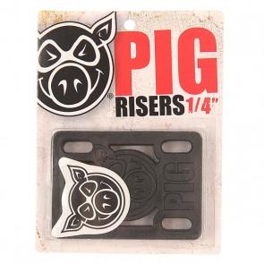 Подкладка Pig Riser Pad Black, 1155827,  Pig, цвет черный