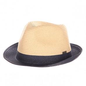 Шляпа женская Roxy Monoi Eclipse, 1140967,  Roxy, цвет бежевый, синий
