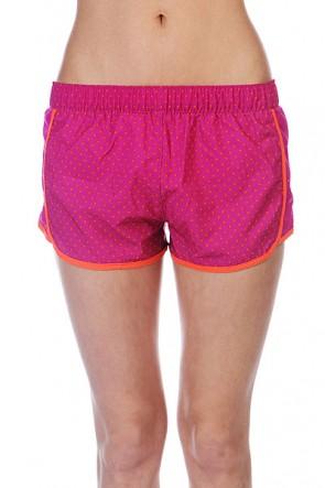Шорты пляжные женские Roxy Line Up Short 2 J Bdsh Orange Dot, 1111191,  Roxy, цвет розовый