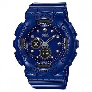 Электронные часы детские Casio Baby-g Ba-125-2a Navy, 1153581,  Casio, цвет синий