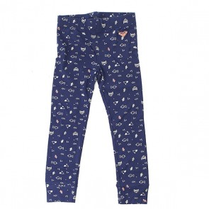 Леггинсы детские Roxy Poom Little Forest Combo, 1157754,  Roxy, цвет синий