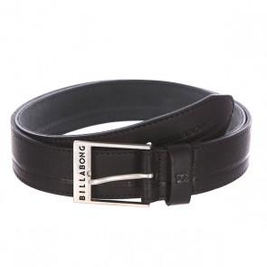 Ремень Billabong Helmsman Belt Black, 1136050,  Billabong, цвет черный