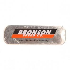 Подшипники для скейтборда Bronson G3 Grey/Orange, 1141141,  Bronson, цвет оранжевый, серый