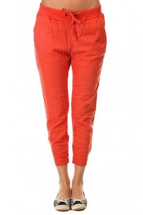 Штаны спортивные женские Roxy Silver Chili, 1144059,  Roxy, цвет оранжевый