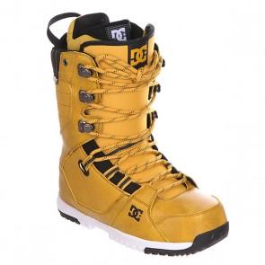 Ботинки для сноуборда DC Mutiny Gold, 1132939,  DC Shoes, цвет желтый