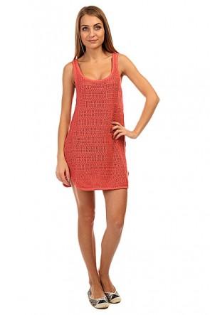 Платье женское Insight Chimes Dress Rusty Rose, 1136288,  Insight, цвет розовый