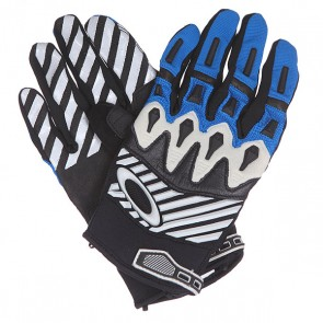 Перчатки Oakley Overload Glove Blue Line, 1136368,  Oakley, цвет серый, синий, черный