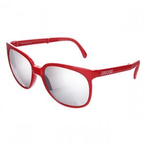 Очки женские Sunpocket Sport Shiny Red, 1108557,  Sunpocket, цвет красный