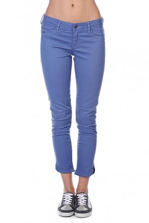 Джинсы узкие женские Roxy Funky Fresh Col J Pant Light Denim, 1111569,  Roxy, цвет голубой