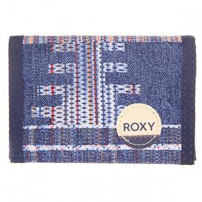 Кошелек женский Roxy Small Wllt Akiya Combo Blue, 1155982,  Roxy, цвет синий
