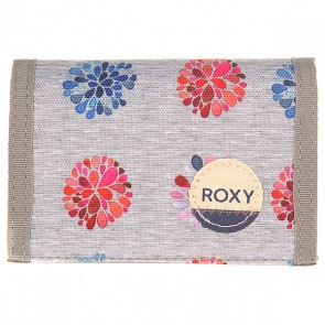 Кошелек женский Roxy Small Ax Dodots Grey, 1155984,  Roxy, цвет серый
