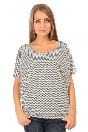 Топ женский Billabong Spirit Linen, 1148789,  Billabong, цвет черный