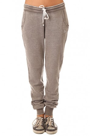 Штаны спортивные женские Billabong Essential Pt Dk Athl Grey, 1148818,  Billabong, цвет серый