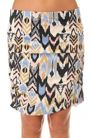 Юбка женская Billabong Hit The Road Tribal, 1148821,  Billabong, цвет мультиколор