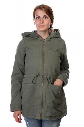 Куртка парка женская Roxy Primo Parka J Jckt Dusty Olive, 1124275,  Roxy, цвет зеленый