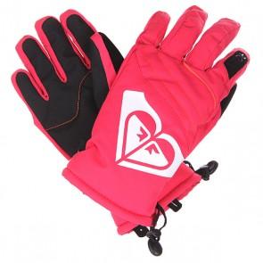 Перчатки сноубордические женские Roxy Popi Gloves Azalea, 1129937,  Roxy, цвет розовый