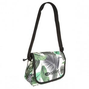 Сумка через плечо женская Rip Curl Palm Island Shoulder Bag Multico, 1159552,  Rip Curl, цвет белый, зеленый