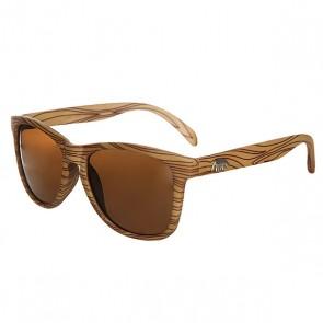 Очки Anteater Agent wood, 1159593,  Anteater, цвет бежевый, коричневый