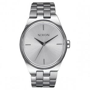 Кварцевые часы женские Nixon Idol All Silver, 1159617,  Nixon, цвет белый