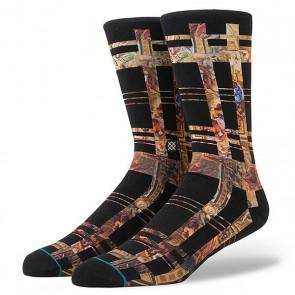 Носки средние Stance Almighty Black, 1159626,  Stance, цвет мультиколор