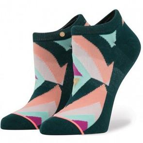 Носки низкие женские Stance Bonny Invisible Boot Pea, 1159658,  Stance, цвет голубой, зеленый, розовый