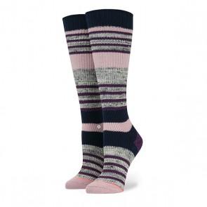 Носки высокие женские Stance Jinx Black, 1159666,  Stance, цвет розовый, серый, черный