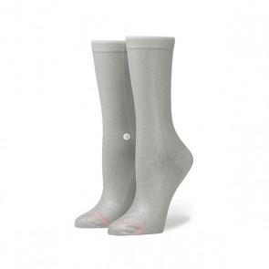 Носки средние женские Stance Silver Bullet Sil, 1159671,  Stance, цвет белый