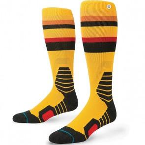 Носки высокие Stance Saw Mill Yellow, 1159684,  Stance, цвет мультиколор