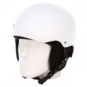 Шлем Bern Baker Matte HardHat White Knit Liner, 1059660,  Bern, цвет белый, черный