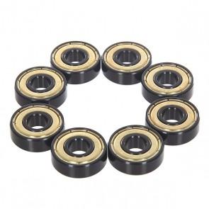 Подшипники для скейтборда Footwork Bearings Gold Ring, 1146471,  Footwork, цвет желтый