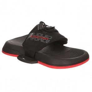 Крепления для вейкборда Liquid Force Wake Park Strap/Pad Kit Assorted, 1151381,  Liquid Force, цвет красный, черный