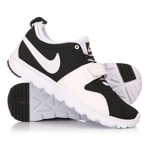 Кроссовки Nike SB Trainerendor Black/White, 1151433,  Nike, цвет белый, черный
