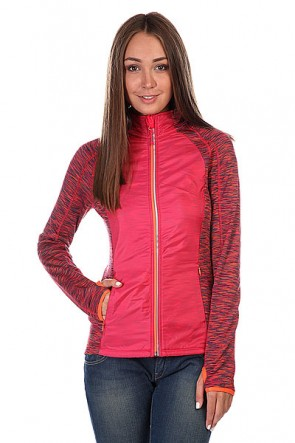 Куртка женская Roxy Carpe Viam Azalea, 1121091,  Roxy, цвет бордовый
