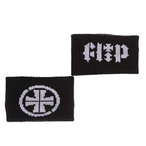 Напульсники Flip Army Grey/Tblk/Pair, 1130015,  Flip, цвет черный