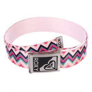 Ремень женский Roxy Surfing Spot Tropical Pink, 1082559,  Roxy, цвет розовый