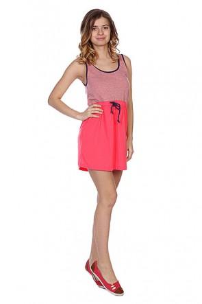 Платье женское Roxy Block Glow Pink, 1086245,  Roxy, цвет розовый
