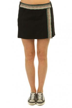 Юбка женская Roxy Skirt Injection Charcoal, 1146598,  Roxy, цвет черный