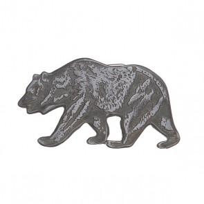 Пряжка Nor Cal Big Ben Nickel, 1124395,  Nor Cal, цвет серый
