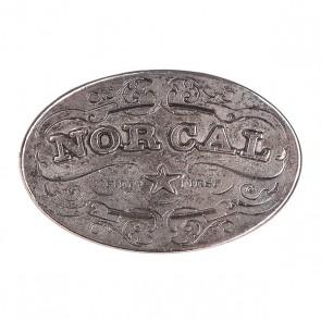 Пряжка Nor Cal Plaque Silver, 1124396,  Nor Cal, цвет серый