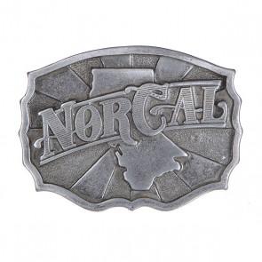 Пряжка Nor Cal Distiller Silver, 1124398,  Nor Cal, цвет серый