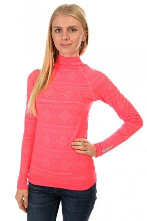 Лонгслив женский Roxy Passana Granatina, 1158011,  Roxy, цвет розовый