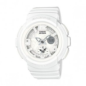 Электронные часы Casio Baby-g Bga-190bc-7b, 1159752,  Casio, цвет белый